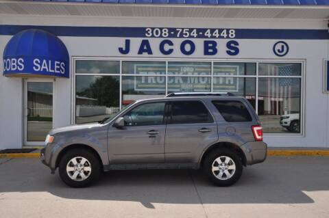 2012 Ford Escape for sale at Jacobs Ford in Saint Paul NE