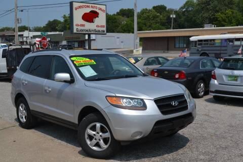 2007 Hyundai Santa Fe for sale at GLADSTONE AUTO SALES    GUARANTEED CREDIT APPROVAL in Gladstone MO
