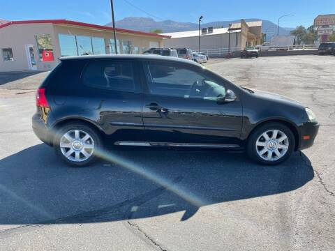 2008 Volkswagen Rabbit for sale at University Auto Sales in Cedar City UT