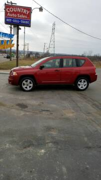 2008 Jeep Compass for sale at Country Auto Sales in Boardman OH