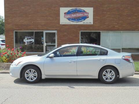 2011 Nissan Altima for sale at Eyler Auto Center Inc. in Rushville IL