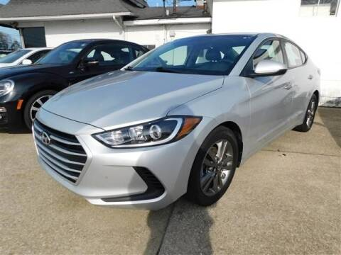 2018 Hyundai Elantra for sale at D & T Auto Sales, Inc. in Henderson KY