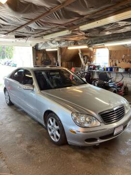 2006 Mercedes-Benz S-Class for sale at Lavictoire Auto Sales in West Rutland VT