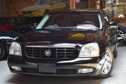 2004 Cadillac DeVille for sale at Chicago Cars US in Summit IL
