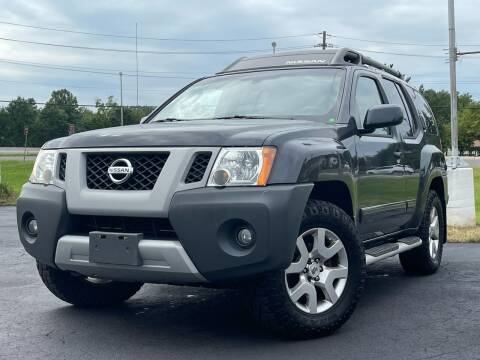 2010 Nissan Xterra for sale at MAGIC AUTO SALES in Little Ferry NJ