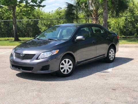 2010 Toyota Corolla for sale at Mycarsonline LLC in Sanford FL