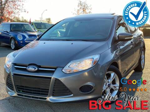 2013 Ford Focus for sale at Gold Coast Motors in Lemon Grove CA