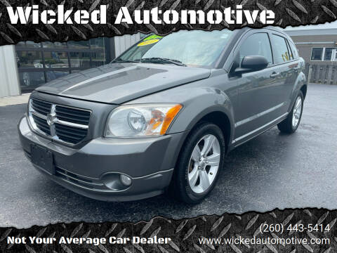 2011 Dodge Caliber for sale at Wicked Automotive in Fort Wayne IN