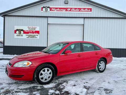 2011 Chevrolet Impala for sale at Highway 9 Auto Sales - Visit us at usnine.com in Ponca NE