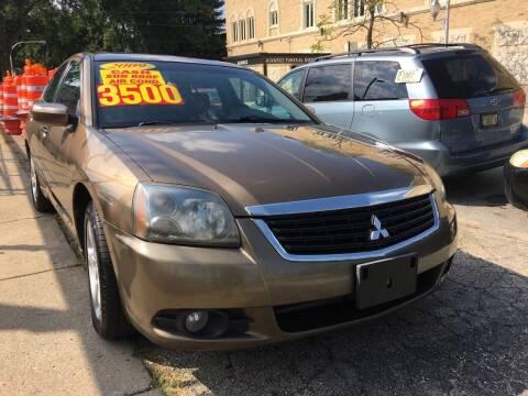 2009 Mitsubishi Galant for sale at Jeff Auto Sales INC in Chicago IL