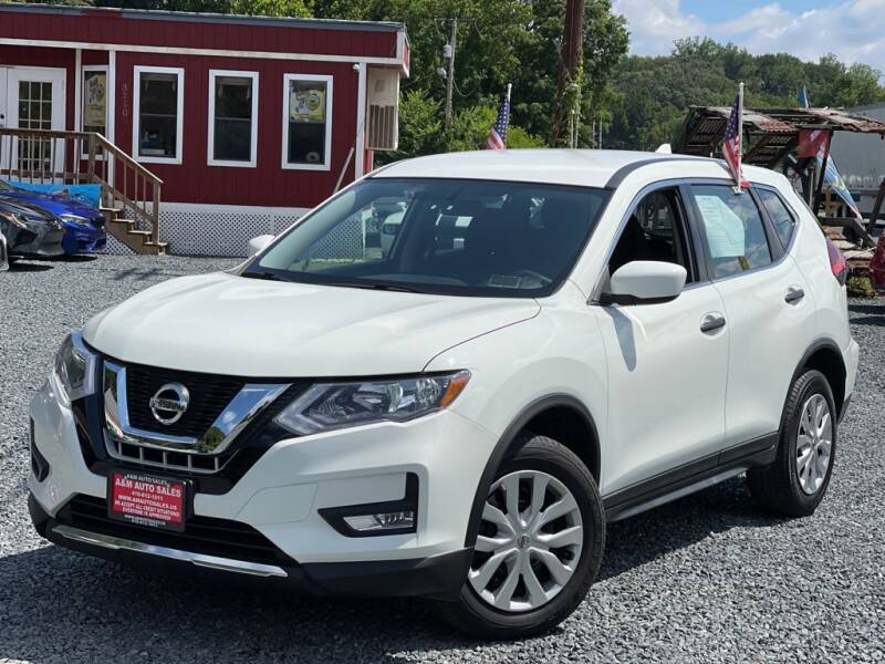 2017 Nissan Rogue for sale at A&M Auto Sales in Edgewood MD