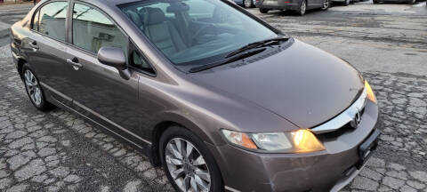 2010 Honda Civic for sale at WEELZ in New Castle DE