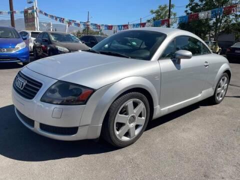 2000 Audi TT for sale at Silver Star Auto in San Bernardino CA