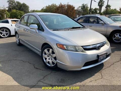 2006 Honda Civic for sale at About New Auto Sales in Lincoln CA