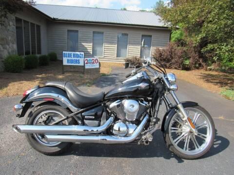 2007 Kawasaki Vulcan 900 Classic LT for sale at Blue Ridge Riders in Granite Falls NC