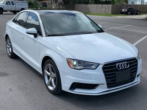 2016 Audi A3 for sale at Consumer Auto Credit in Tampa FL