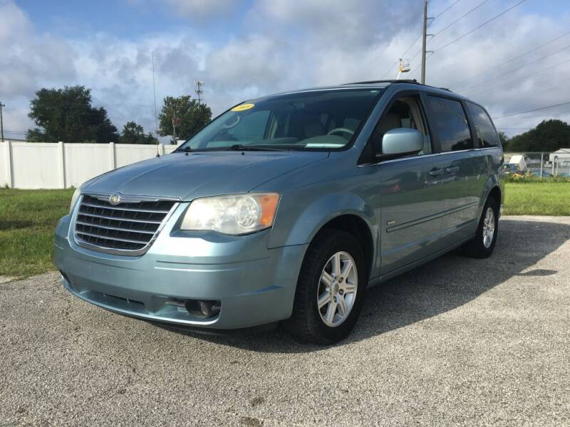 2008 Chrysler Town and Country for sale at First Coast Auto Connection in Orange Park FL