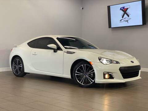 2015 Subaru BRZ for sale at TX Auto Group in Houston TX