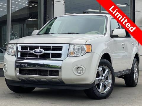2012 Ford Escape for sale at Carmel Motors in Indianapolis IN