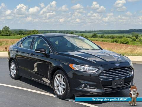 2016 Ford Fusion for sale at Bob Walters Linton Motors in Linton IN