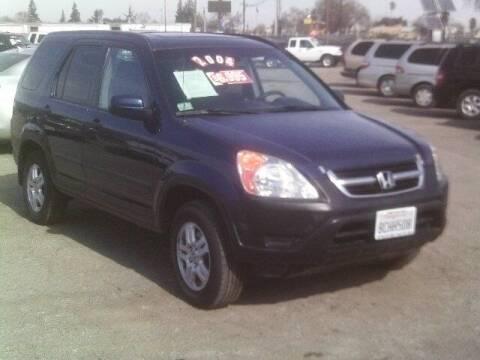 2004 Honda CR-V for sale at Valley Auto Sales & Advanced Equipment in Stockton CA
