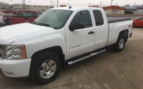2012 Chevrolet Silverado 1500 for sale at Bramble's Auto Sales in Hastings NE
