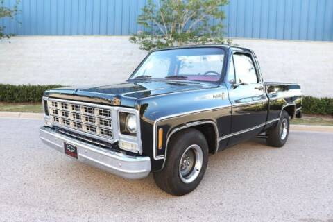 1979 Chevrolet C/K 10 Series for sale at Classic Car Deals in Cadillac MI