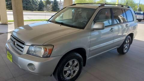 2005 Toyota Highlander for sale at City Auto Sales in La Crosse WI
