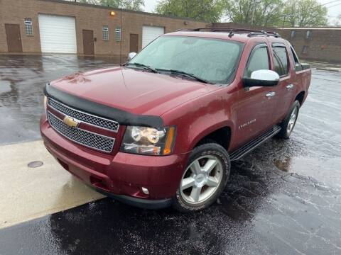 2008 Chevrolet Avalanche for sale at TKP Auto Sales in Eastlake OH
