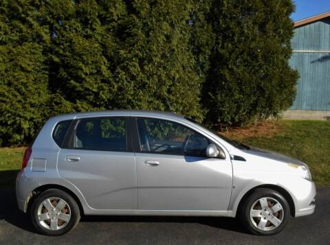2009 Chevrolet Aveo for sale at CARS II in Brookfield OH
