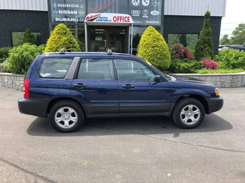 2005 Subaru Forester for sale at Advance Auto Center in Rockland MA