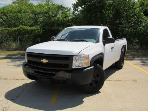 2011 Chevrolet Silverado 1500 for sale at A & R Auto Sale in Sterling Heights MI