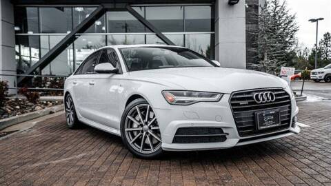 2017 Audi A6 for sale at MUSCLE MOTORS AUTO SALES INC in Reno NV