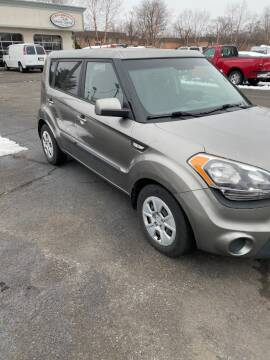 2013 Kia Soul for sale at US1 Auto Sales & Service in Penndel PA