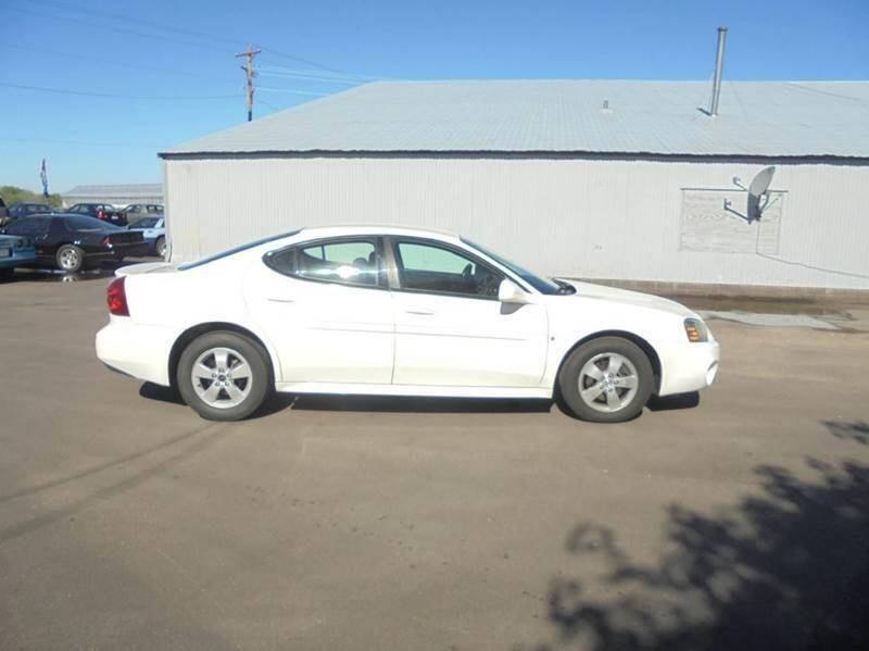 2008 Pontiac Grand Prix 4dr Sedan - Ramsey MN