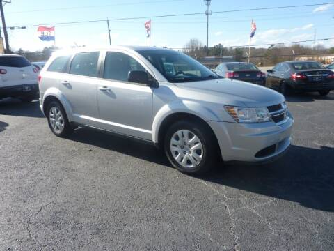 2014 Dodge Journey for sale at Roswell Auto Imports in Austell GA