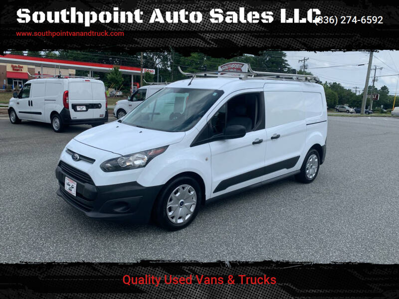 2016 Ford Transit Connect Cargo for sale at Southpoint Auto Sales LLC in Greensboro NC