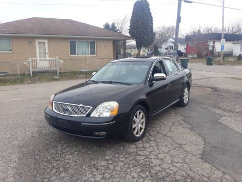 2007 Ford Five Hundred for sale at Flag Motors in Columbus OH