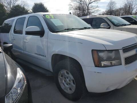 2007 Chevrolet Suburban for sale at Buena Vista Auto Sales: Extension Lot in Storm Lake IA