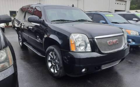 2011 GMC Yukon XL for sale at Mathews Used Cars, Inc. in Crawford GA