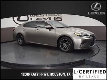 2017 Lexus ES 350 for sale at LEXUS in Houston TX