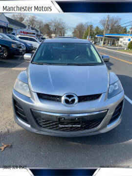 2010 Mazda CX-7 for sale at Manchester Motors in Manchester CT