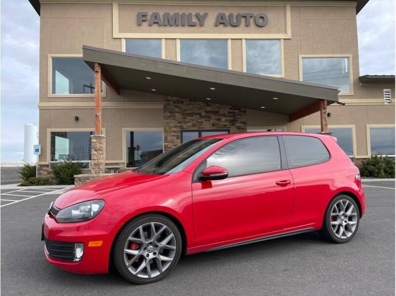 2013 Volkswagen GTI for sale at Moses Lake Family Auto Center in Moses Lake WA