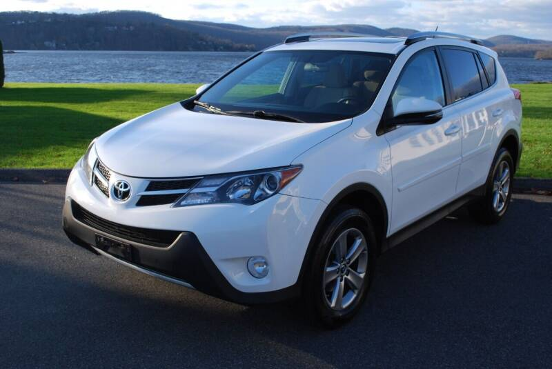 2015 Toyota RAV4 for sale at New Milford Motors in New Milford CT