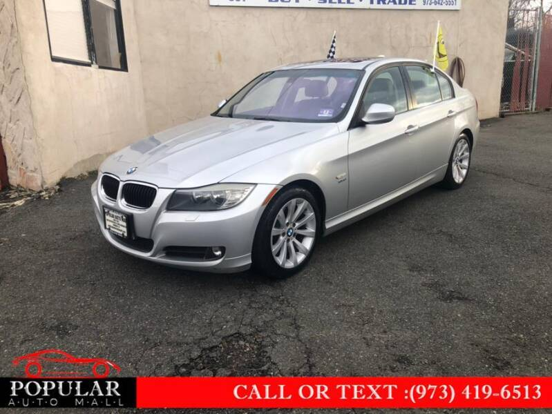 2011 BMW 3 Series for sale at Popular Auto Mall Inc in Newark NJ