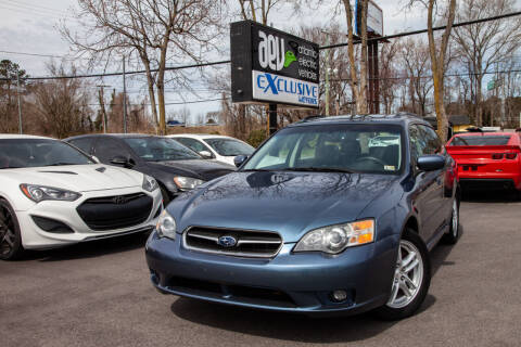 2005 Subaru Legacy for sale at EXCLUSIVE MOTORS in Virginia Beach VA