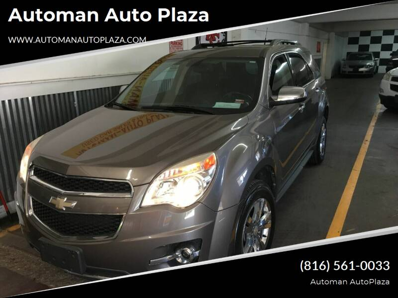2011 Chevrolet Equinox for sale at Automan Auto Plaza in Kansas City MO