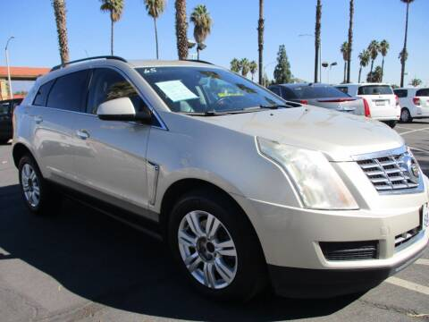 2014 Cadillac SRX for sale at F & A Car Sales Inc in Ontario CA