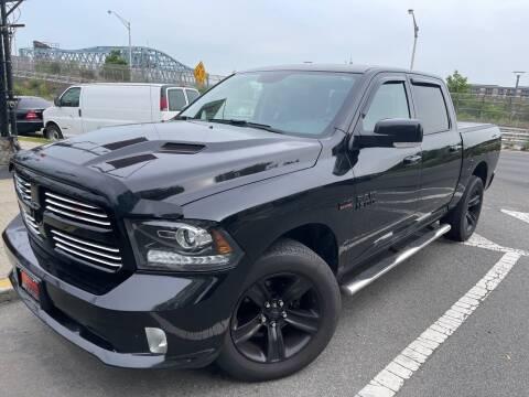 2017 RAM Ram Pickup 1500 for sale at Newark Auto Sports Co. in Newark NJ