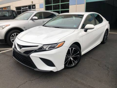 2018 Toyota Camry for sale at Best Auto Group in Chantilly VA
